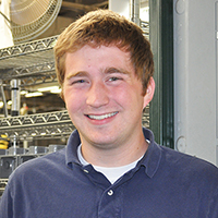 Matthew Gasparovich, SOR Inc. Product Engineer