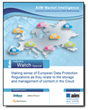 The European General Data Protection Regulation – a Major Opportunity...