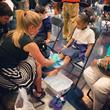 Handley Family Foundation Welcomes International Non-Profit Samaritan's Feet to Lafayette, Louisiana