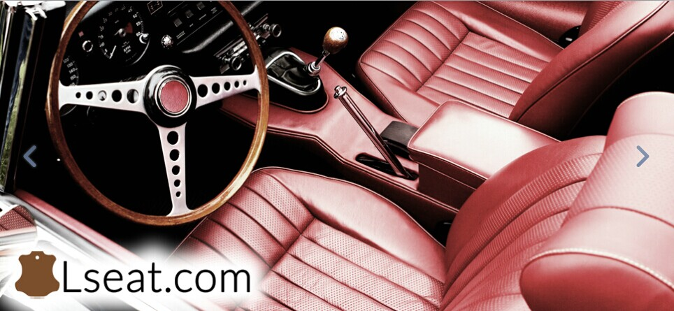 Vintage Car Leather Seat Covers Unveiled By Professional