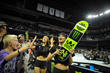 Monster Energy Girls - Street League Skateboarding Nike SB World Tour in Los Angeles