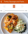 Audio Chef App for iOS