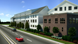 Street view of Boatworks Commons