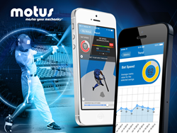Motus Global & MVP Andrew McCutchen develop baseball app.