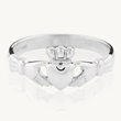 Claddagh Jewelry: Celebrate love, loyalty and friendship at Irish...