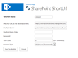 SharePoint ShortUrl App