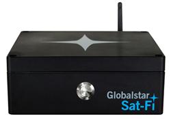 Sat-Fi Satellite Hotspot