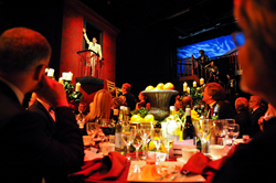 The RNCM's 2010 Gala Dinner on the set of Bizet's Carmen