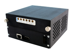 Compact Embedded System (CES) for for data acquisition, signal processing, and communication.