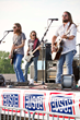 On First USO Tour, Southern Rock Band Blackberry Smoke Visits Troops...