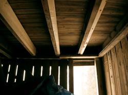 crawl space, spray foam insulation