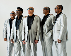 The Blind Boys of Alabama will be performing August 22 at the Vancouver Wine & Jazz Festival