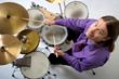 Dan Brubeck, Brubeck Brothers Quartet, Drummer