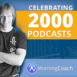 JB Glossinger MorningCoach.com Founder
