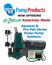 Zoeller American Made 508 Aquanot Battery Back Up and Pro Pak Combination Systems