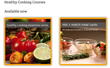 healthy meals,healthy cooking,menu planning,online ordering