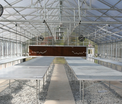 Evaporative Cooling  for Greenhouses