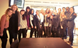 Woodbury Fashion Marketing students at Burberry's New York City offices