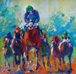 "Gideon Putnam Gallery Debuts New, Large Collection of World-class ""Art with Horse-Power"" in Saratoga, NY"