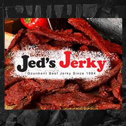 Jed's Jerky Gourmet Beef Jerky Since 1984