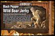 Jed's Wild Boar Jerky