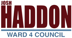 Josh Jaddon - Ward 4 Council
