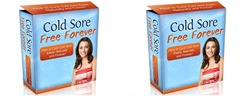 cold sore free forever book
