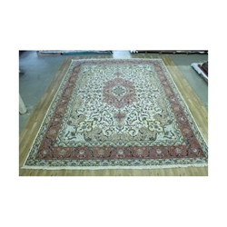 invest in a silk Tabriz Persian rug