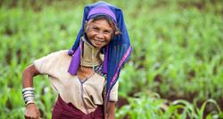 Kayan tribeswoman