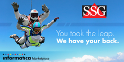 SSG on the Informatica Marketplace