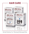 BIOTA Botanicals Brings Thinning-Damaged Hair Solutions to the Hair...
