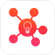 Mind Mapping, Brainstorming and Visual Thinking app for iPhone and iPad