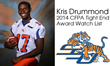 Kris Drummond - 2014 CFPA Watch List