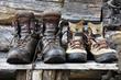 Smoky Mountain hiking boots.