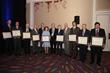 IAC 2014 Awardees (l to r) Dr. Heidenreich, Dr. Maiese, Dr. Charuzi, Dr. Marsh, Dr. Wenger, Dr. Kimchi (Founder), Dr. Pellikka, Dr. Borer, Dr. Sesso, Dr. Vetrovec, Dr. Wong, & (not pictured) Dr. Mehta