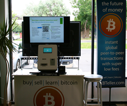 XBTeller Bitcoin ATM and Educational Kiosk at The Big Tomato