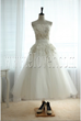 9Lover.com Recently Unveils Its Beautiful Short Bridal Gowns on Its...