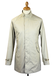 Ben Sherman Harryman Jacket in Moon