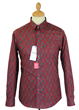 Ben Sherman Paisley Shirt