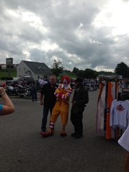 Robinette Legal Group, PLLC of Morgantown supports the 2014 Ronald McDonald House Poker Run