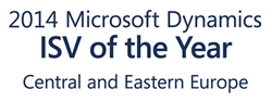 LS Retail 2014 Microsoft Dynamics ISV of the Year Winner for Central and Eastern Europe