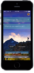 RootsRated Outdoor Activity App