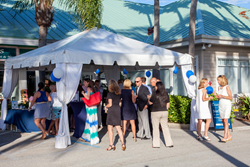 Grand Opening Event for the Coastal Sotheby's International Realty Jupiter location.
