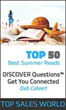 Honored by Top Sales World as a Best Summer Read
