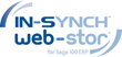 See IN-SYNCH™ Web-Stor™ Solutions for Integrating Sage 100 ERP with...