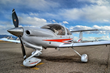 DA40 state-of-the-art training aircraft