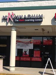 Mathnasium Store Front