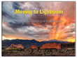 Digital Photographers Benefit from New Lightroom Workflow and...