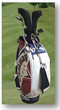 Play It Again Sports Branded Tethers Keep a Headcover from getting Lost