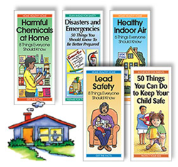 Healthy Homes pamphlets